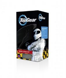 TOP GEAR 3 PIECE WASH & WAX KIT